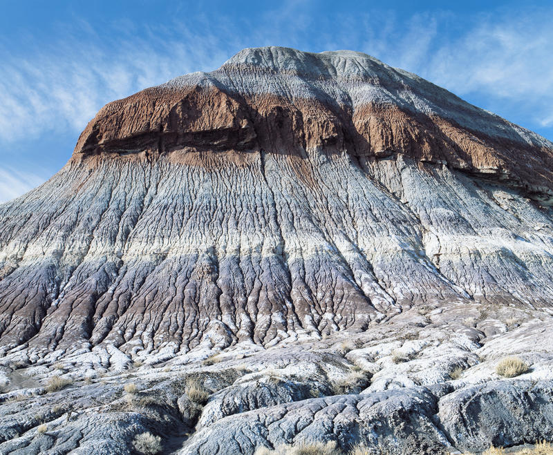 Download Desolate mesa stock photo. Image of isolation, rock, geography - 30844832
