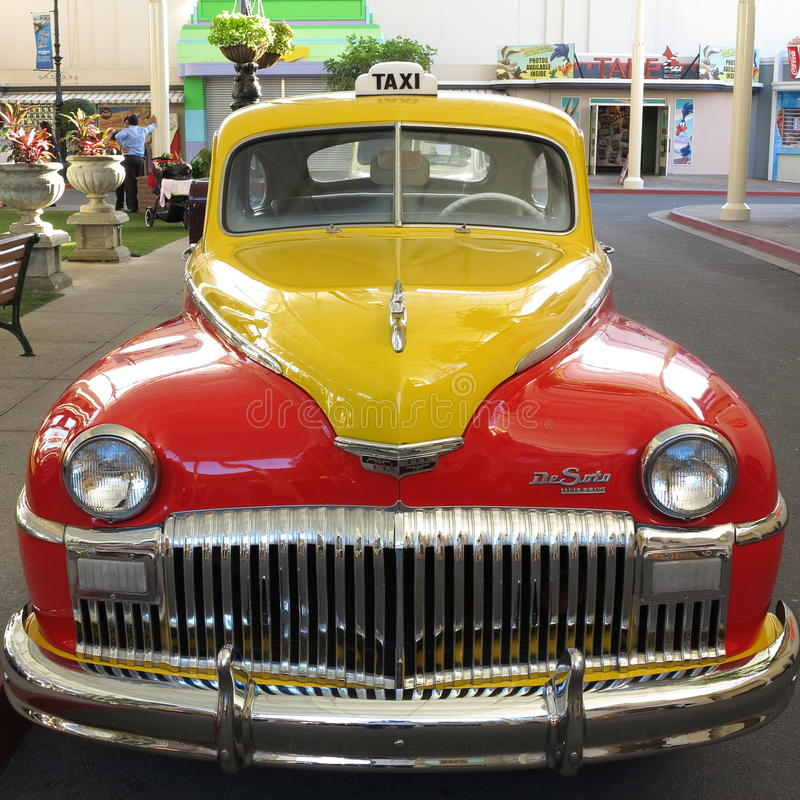 Download Desoto samochodowy rocznik obraz editorial. Obraz złożonej z barwiony - 25627380
