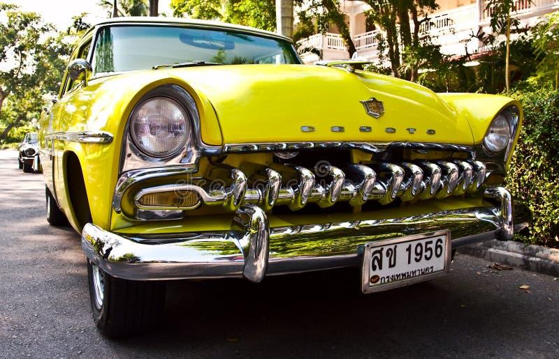 DeSoto On Vintage Car Parade Editorial Photography