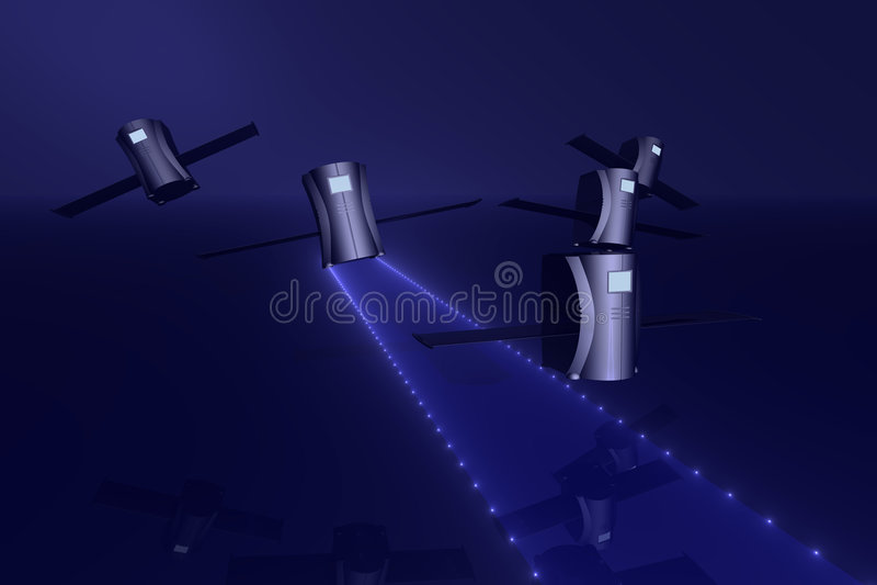Download Despegue del servidor stock de ilustración. Ilustración de fantasía - 1286924