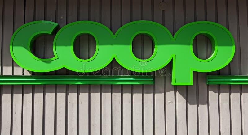 Despensa em Roback em Umea fotos de stock