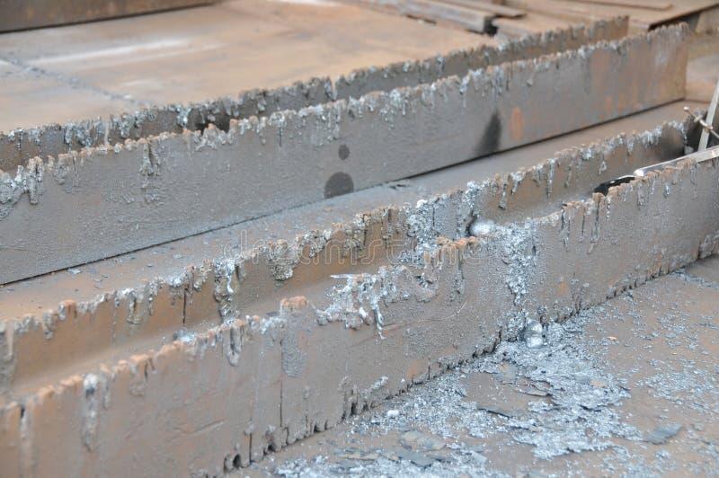 Download Desperdício industrial foto de stock. Imagem de cortador - 12800466