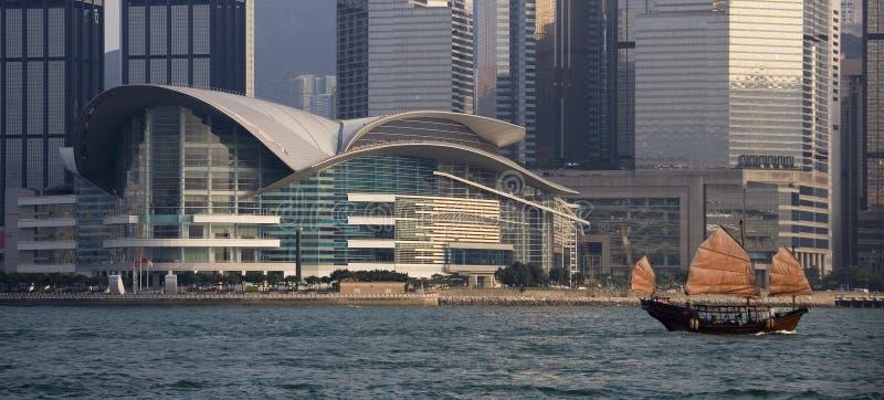 Desperdicios chinos en Hong-Kong foto de archivo libre de regalías
