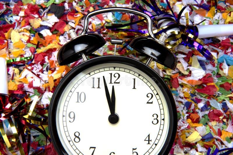 ¡Casi de medianoche! fotografía de archivo libre de regalías