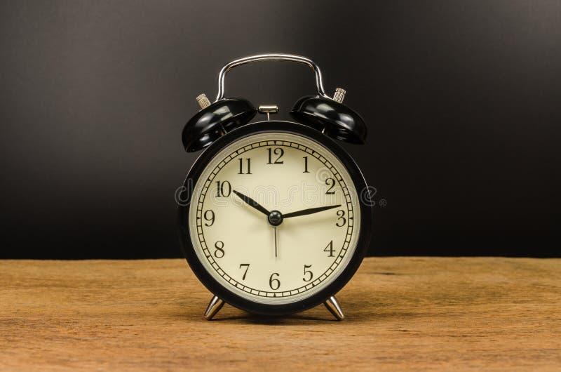Despertador retro fotografia de stock