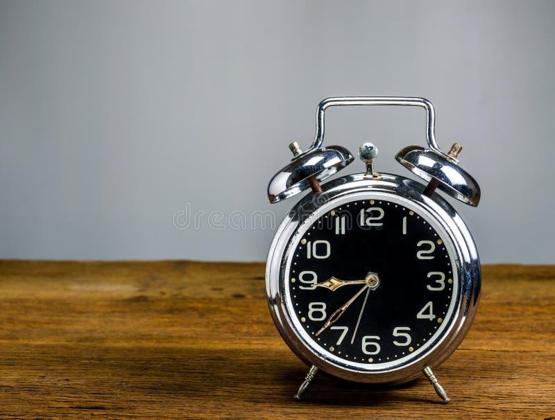 Despertador retro fotografia de stock royalty free