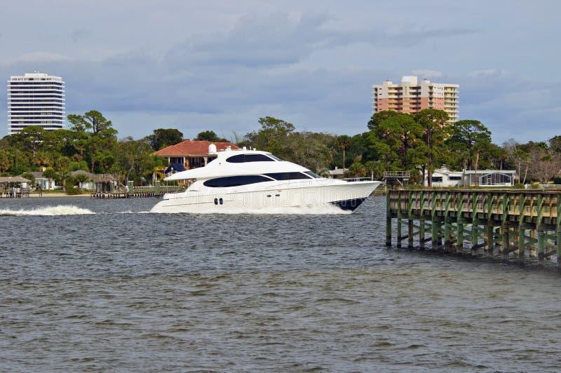 Desporto de barco fotografia de stock royalty free