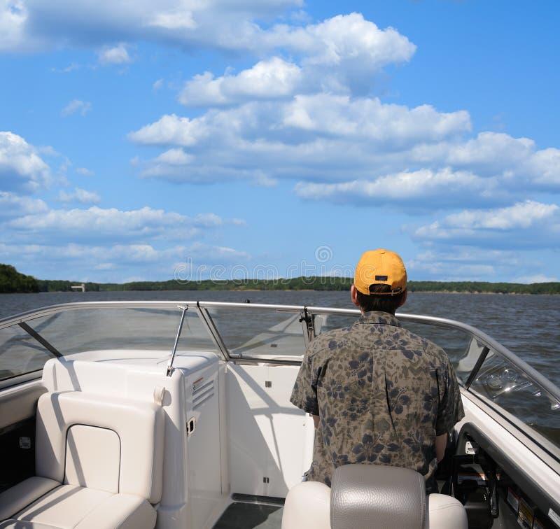 Desporto de barco em Kentucky 4 foto de stock