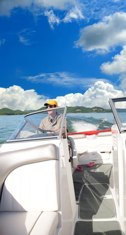 Desporto de barco em Kentucky fotografia de stock royalty free