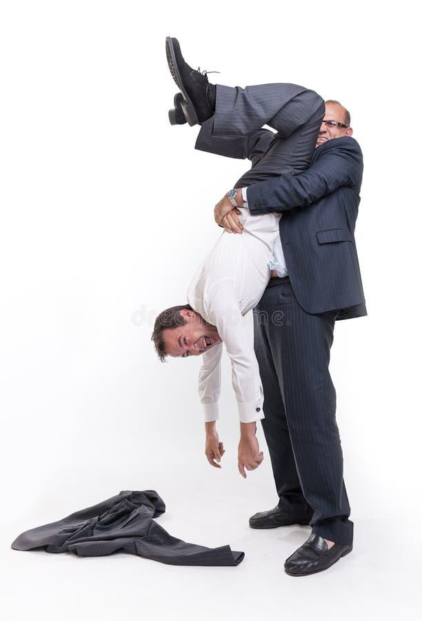 Despote d'affaires photo libre de droits