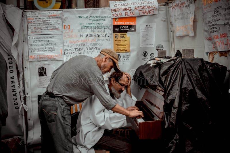 Después de la revolución fotos de archivo libres de regalías