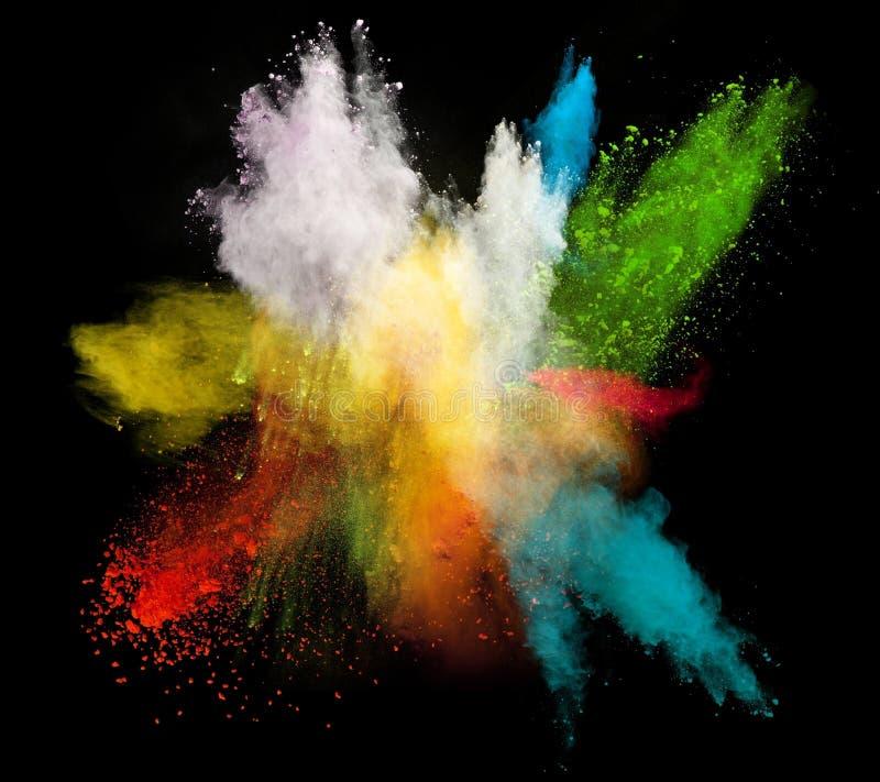 Dess så fantastiska färgpic arkivfoto