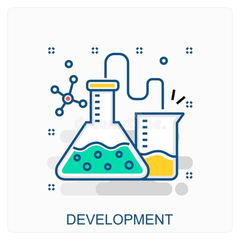 Dessa är den högkvalitativa symbolsillustrationen inkluderar all affär, utveckling, befordringar och andra olika begrepp allt und vektor illustrationer