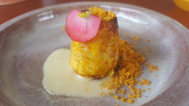 Dessert équatorien photos libres de droits