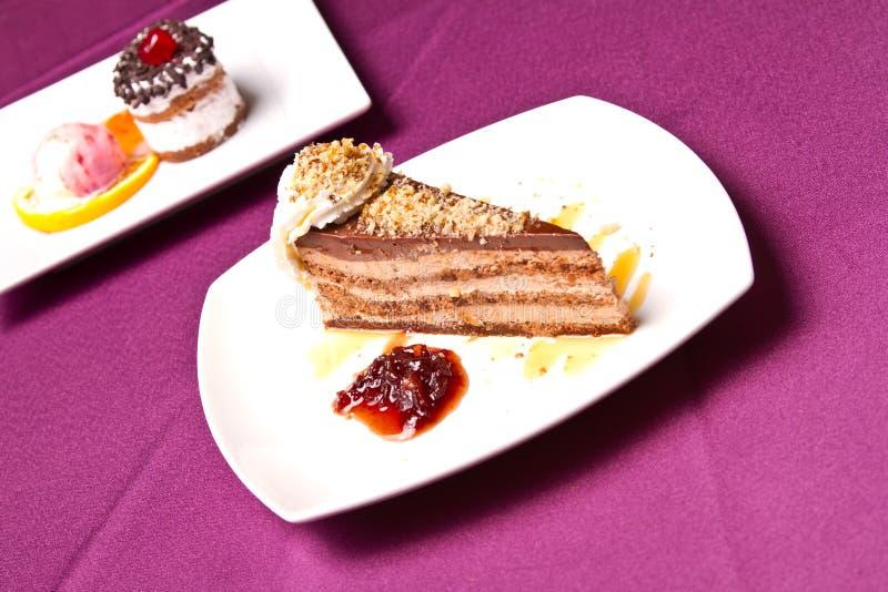 Download Dessert stock photo. Image of fuchsia, cream, birthday - 21016008