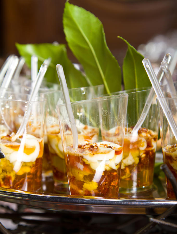 Download Dessert stock image. Image of celebrate, dish, creamy - 22028501