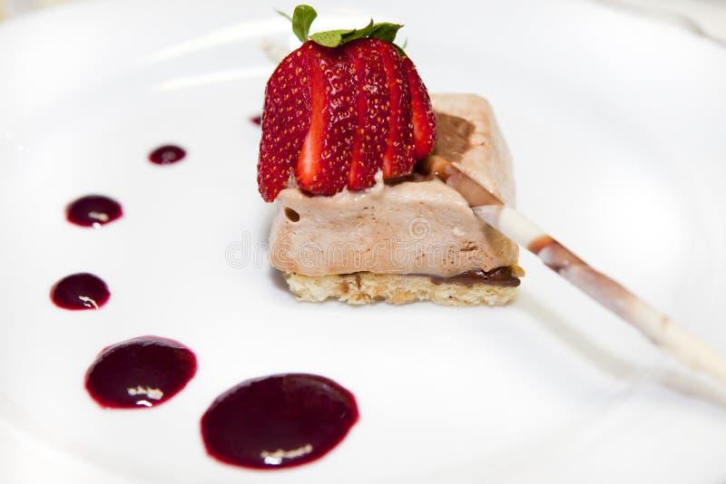 Dessert Photographie stock libre de droits