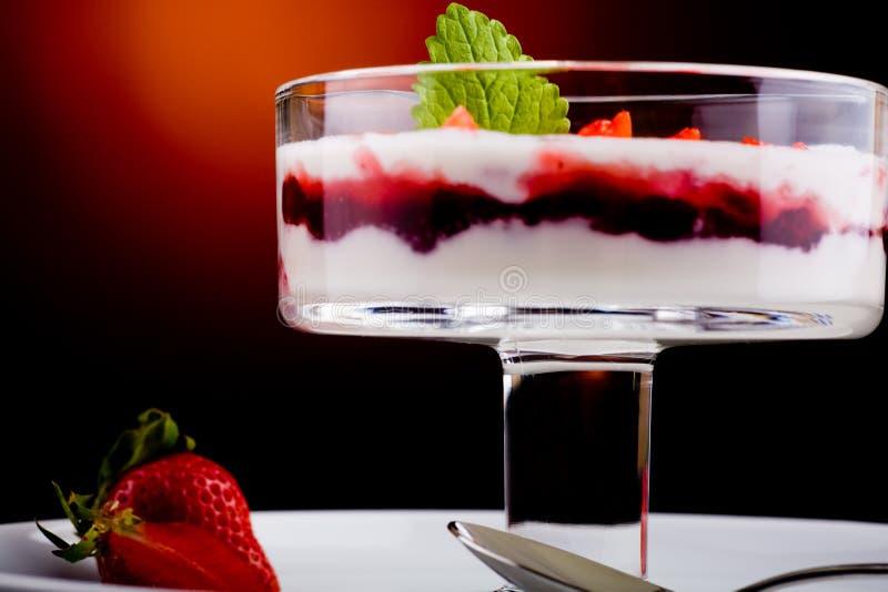 Dessert 3 images libres de droits