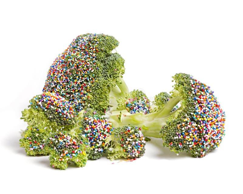 Dessert Broccoli royalty free stock images