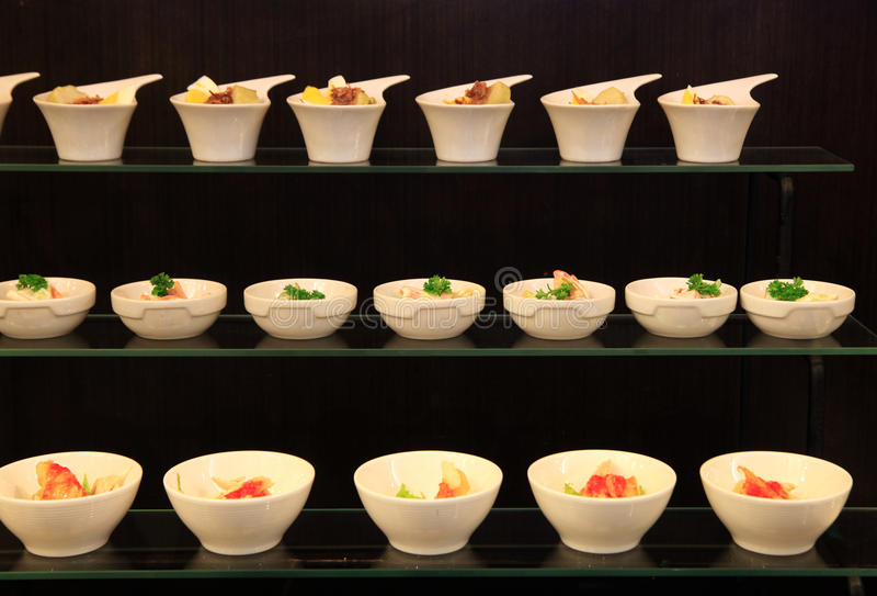 Download Dessert at buffet dinner stock photo. Image of dinner - 21038952