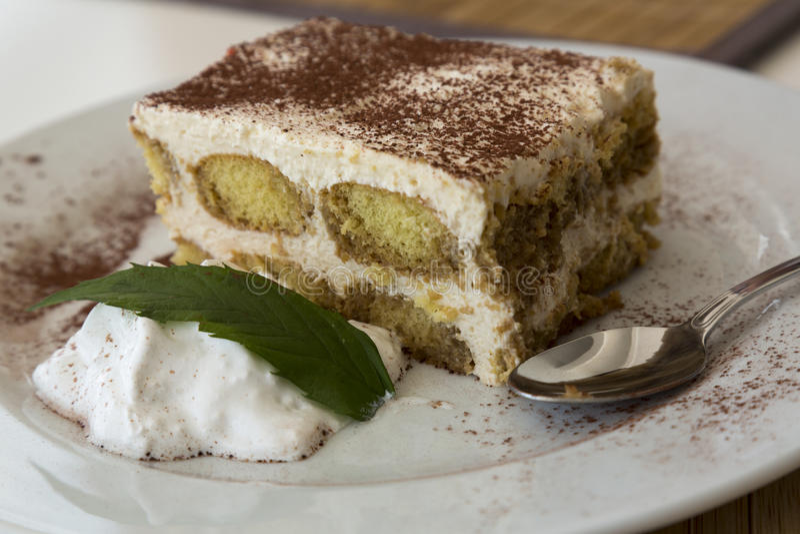 Dessert Cake Stock Photography