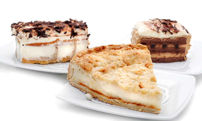 Download Dessert - Cheesecakes stock image. Image of sauce, cheese - 6308231