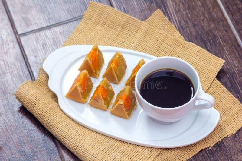 Dessert cinese fotografia stock