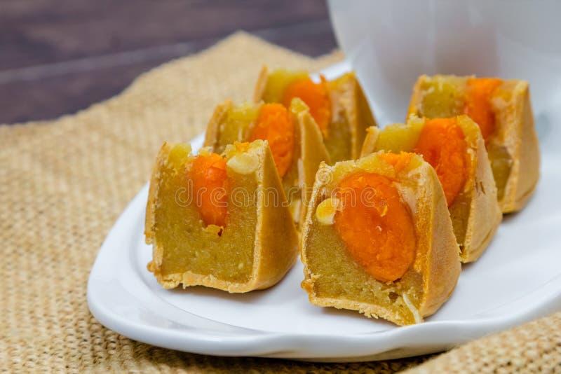Dessert cinese fotografie stock libere da diritti