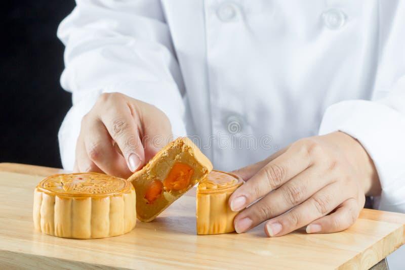 Dessert cinese immagine stock