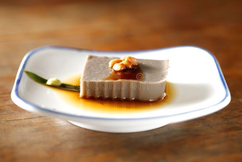 Dessert cinese, tofu fotografie stock libere da diritti
