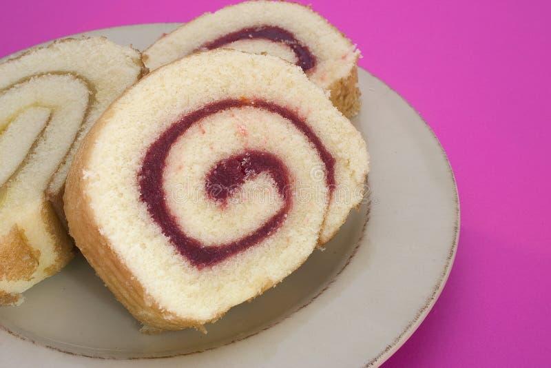 Download Dessert della torta fotografia stock. Immagine di pink - 202614