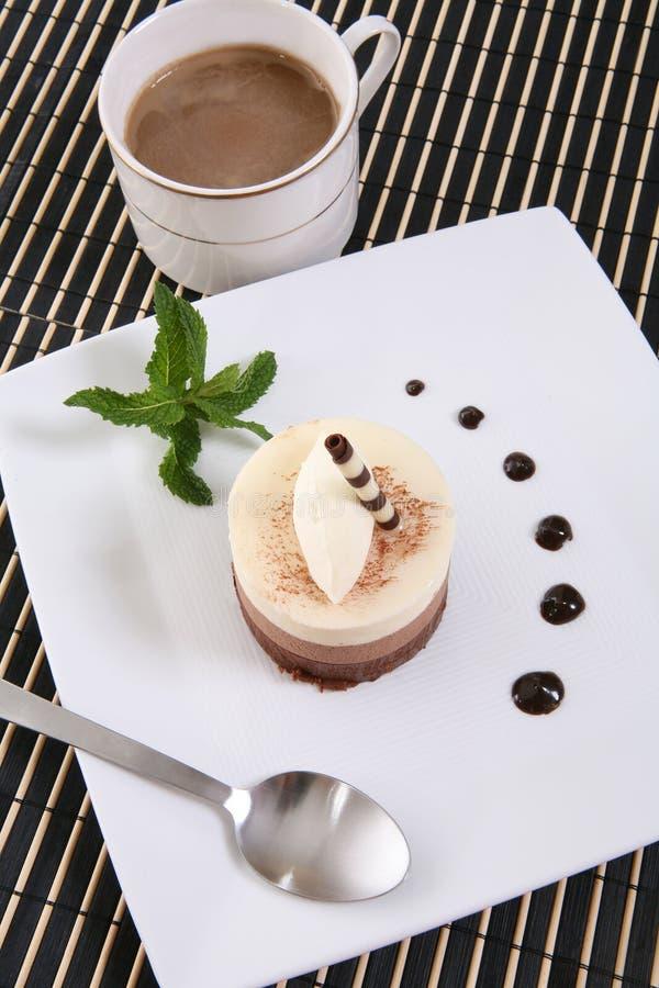 Dessert della torta immagini stock libere da diritti