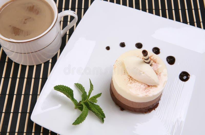 Dessert della torta immagini stock