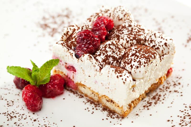 Dessert di Tiramisu immagine stock libera da diritti