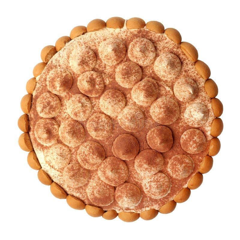 Dessert di Tiramisu fotografia stock libera da diritti