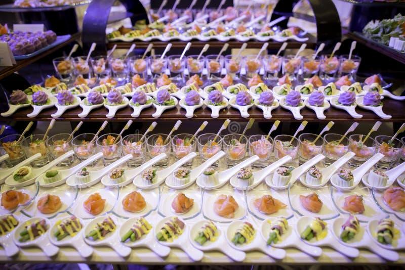 Dessert dolce immagini stock