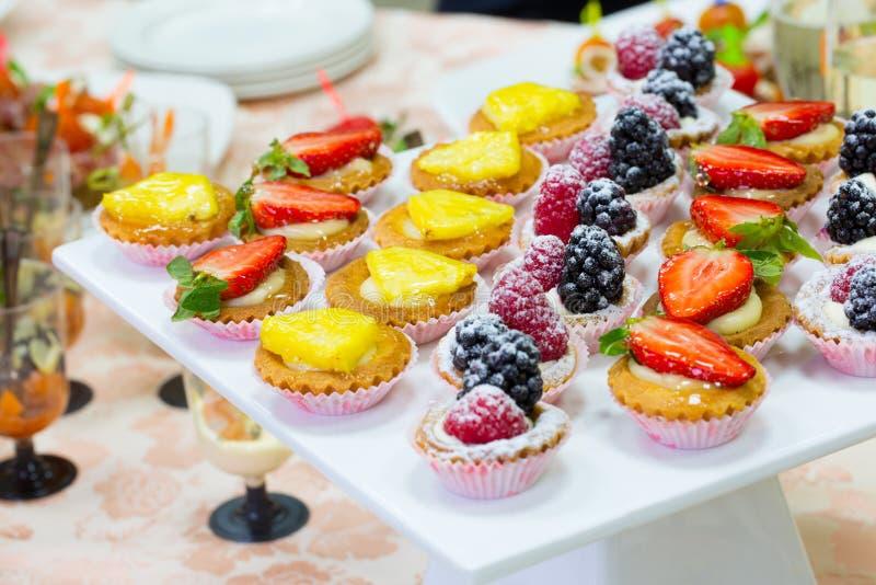 Dessert doux photographie stock