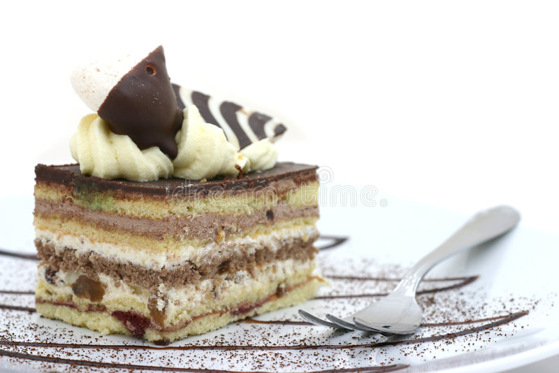Dessert doux photos stock