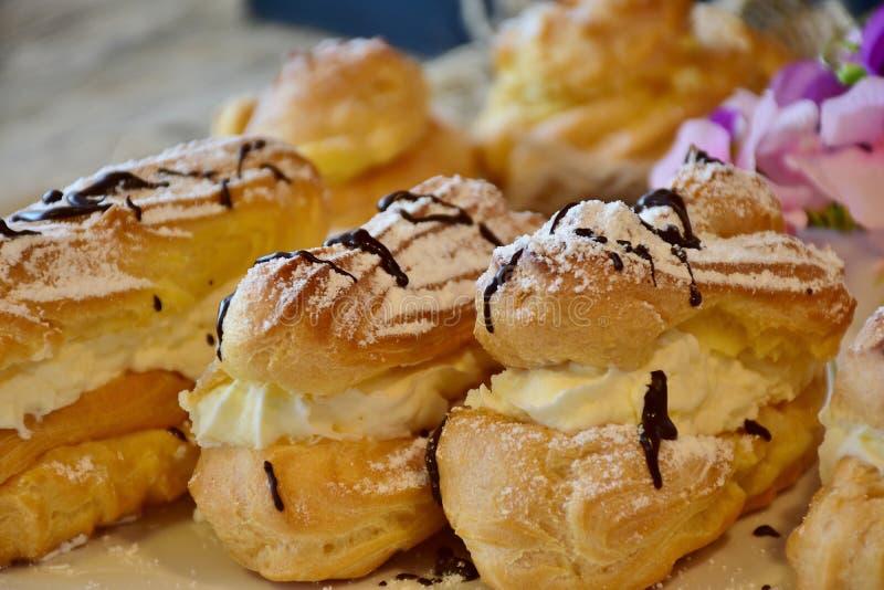 Dessert, Food, Baked Goods, Danish Pastry royalty free stock image