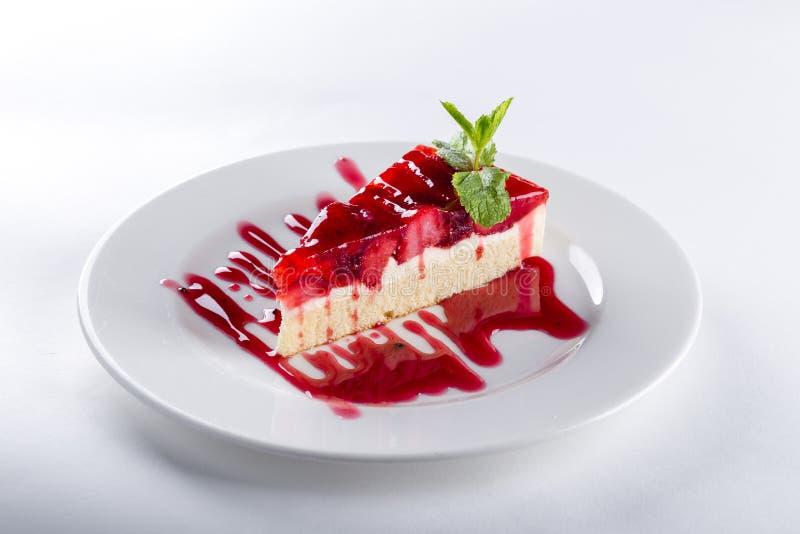 Dessert, Food, Frozen Dessert, Cheesecake royalty free stock images