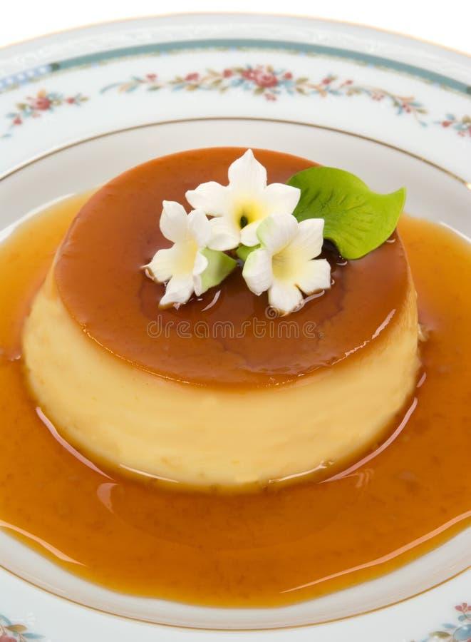 Download Dessert gastronomico fotografia stock. Immagine di forno - 3876372