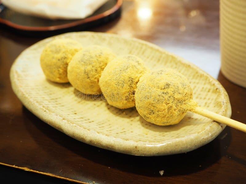 Dessert japonais image libre de droits