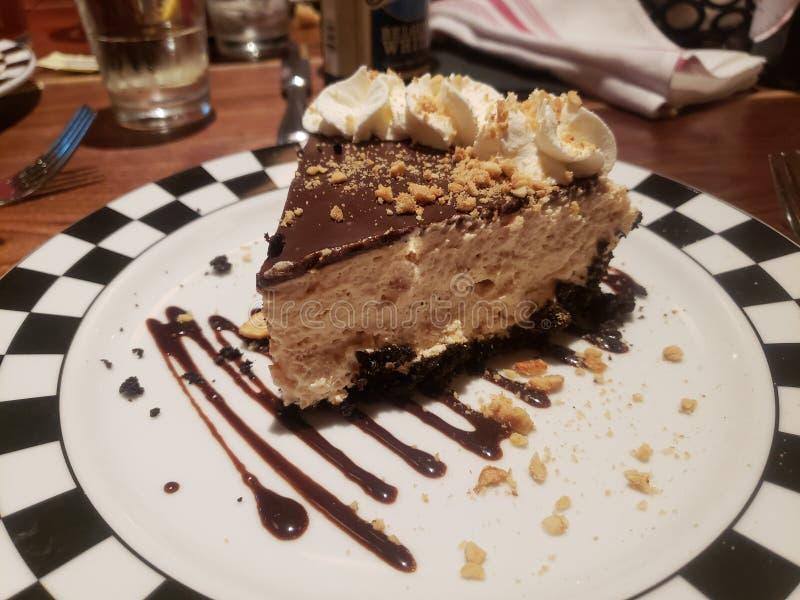 Dessert nel Canada! immagini stock