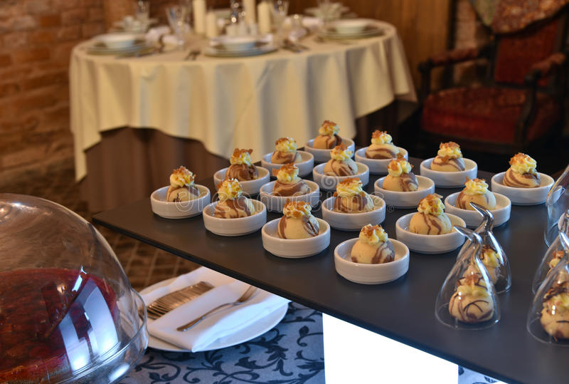 Download Dessert table setting stock image. Image of background - 67710455 & Dessert table setting stock image. Image of background - 67710455