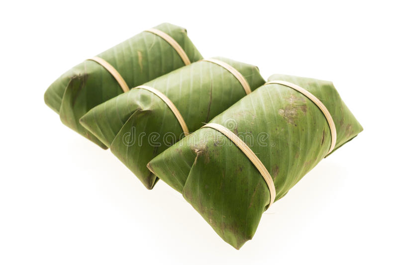 Dessert tailandese immagine stock