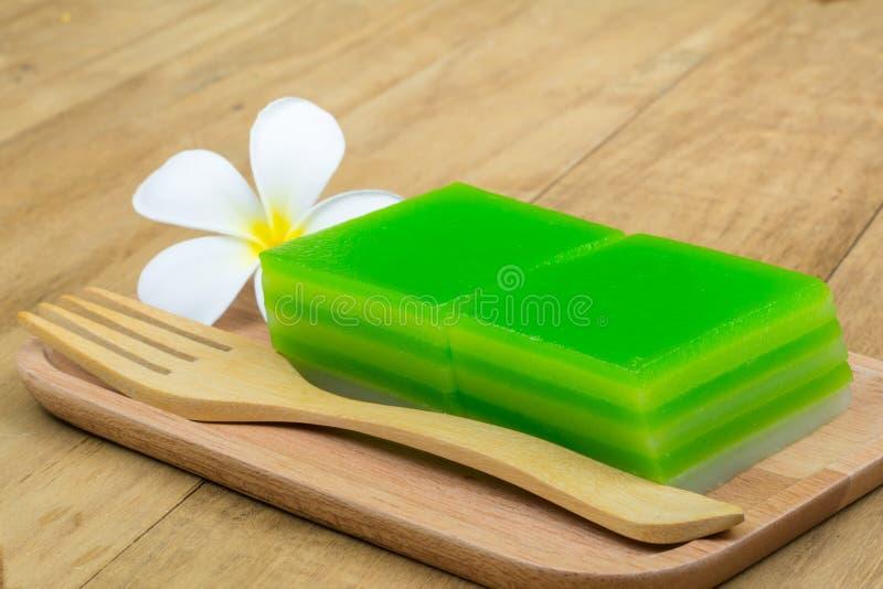 Dessert thaï photo stock