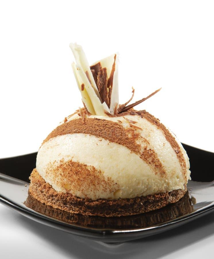 Download Dessert - Vanilla Cake Royalty Free Stock Photos - Image: 10908508