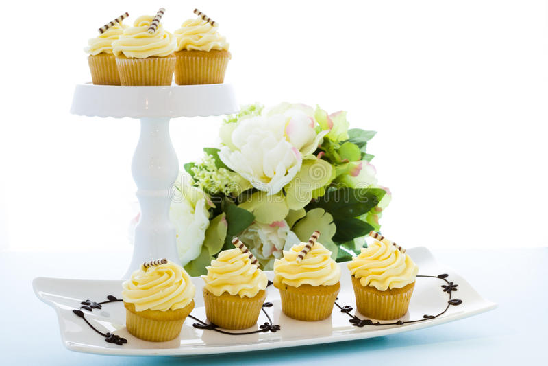 Dessertbar royalty-vrije stock afbeeldingen