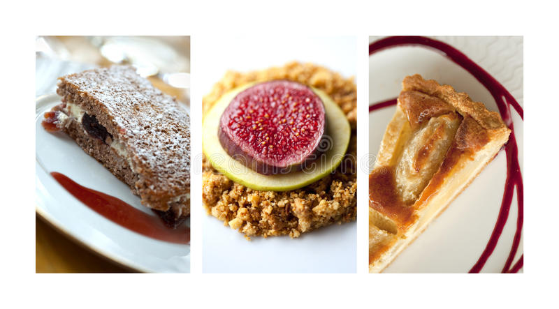 Download Desserts stock image. Image of restaurant, gourmet, lunch - 23760339