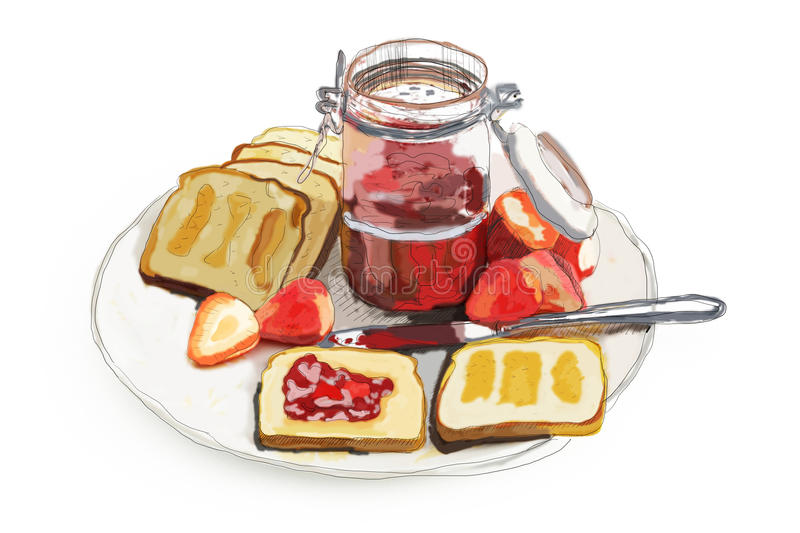 desserts images stock